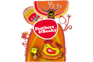 Feathers and Beaky