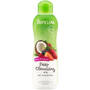 TropiClean Berry and Coconut Shampoo 592ml