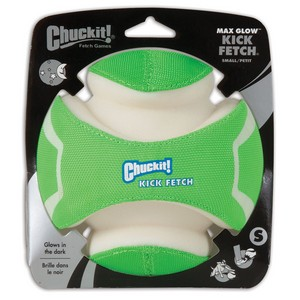 Chuckit Max Glow Kick Fetch Small 15cm