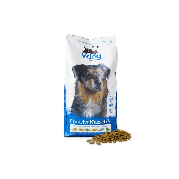 V Dog Crunchy Nuggets Vegan 15kg